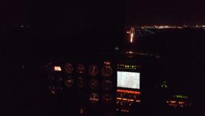 NVFR Approach EDDV 09L