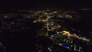 NVFR flight view