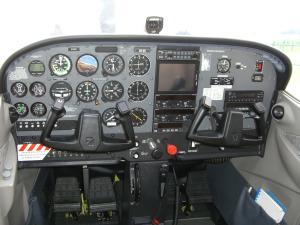 D-EDWQ Cockpit