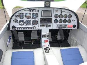 D-EFIS Cockpit